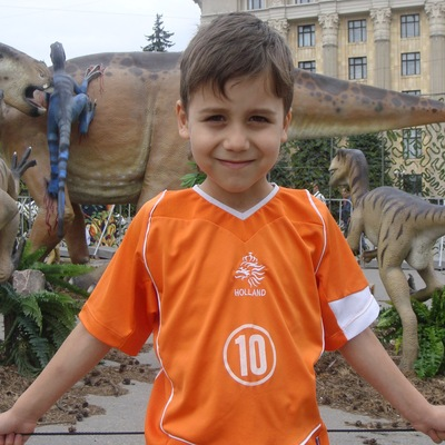 Карим Басут, 15 января 1995, Днепропетровск, id208287187
