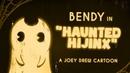 Bendy in Haunted Hijinx 1931