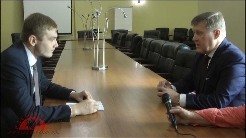 Рассвет ТВ Напутствие молодому губернатору Хакасии