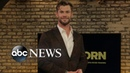 Chris Hemsworth talks new 'Men in Black: International' movie, co-star Tessa Thompson