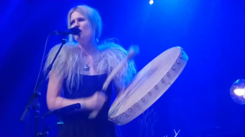 Myrkur - Lullaby of Woe (from The Witcher 3) - Live