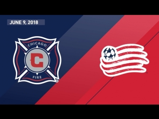Highlights_ chicago fire vs. new england revolution _ june 9, 2018