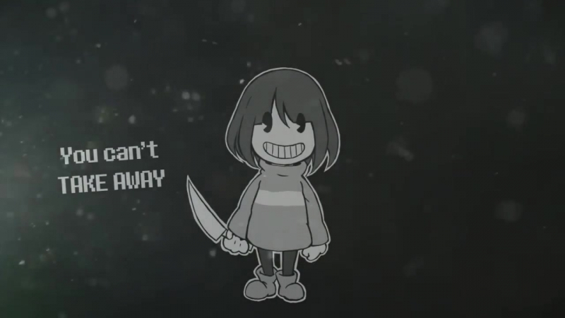 UNDERTALE PARODY OF BUILD OUR MACHINE GIVE UP EVERY SOUL BATIM X UNDERTALE