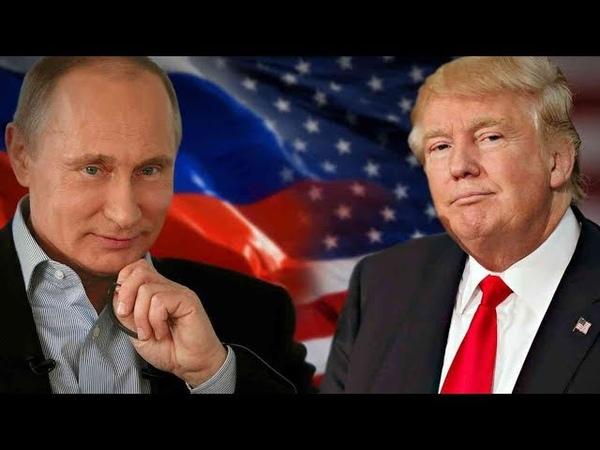 Трамп снова ОШАРАШИЛ: Он хочет пригласить Путина в Белый дом! Обсуждение ток-шоу 60 минут