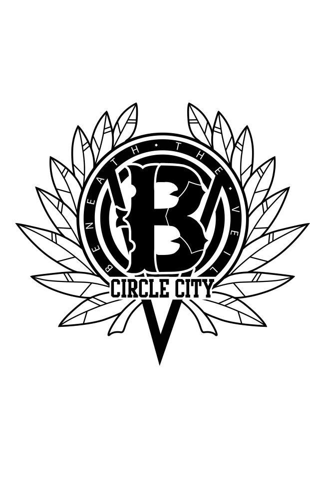 Beneath The Veil -  Circle City [EP] (2012)