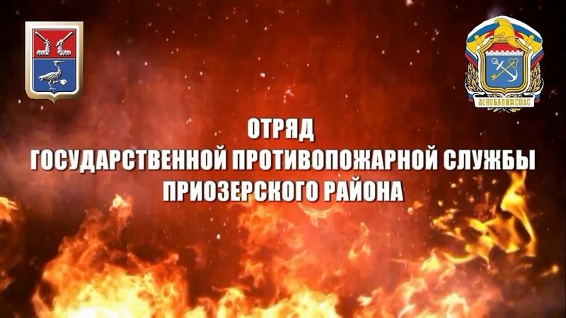 Огнеборцам посвящается