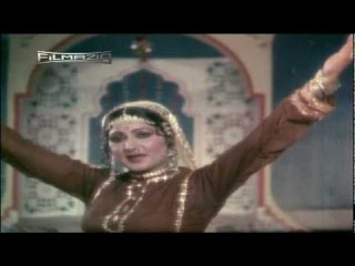 Noor Jehan - Pechhaan hat kay be emana, Moula dad