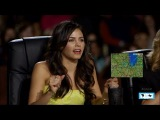 Jenna Dewan Dancing During Crazy Legz Audition  SYTYCD 11  LIVE 6-18-14