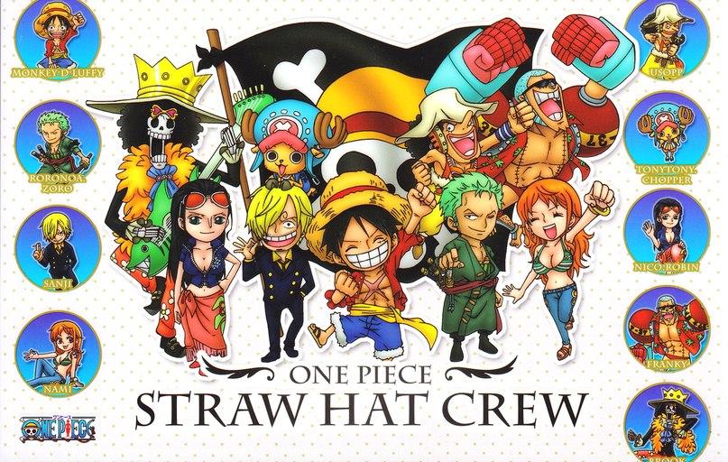 Купить изделия по One Piece