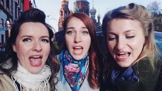 Boogie woogie bugle boy- Trio EasyTone singing in Saint Petersburg