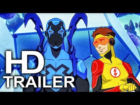 YOUNG JUSTICE OUTSIDERS Trailer 1 Season 3 NEW Comic Con (2018) DC Superhero Animated Series HD