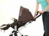 icoo Targo Stroller and Pram