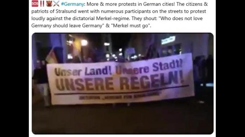 Deutschland erwacht