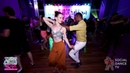 Arun Elisabeth - Salsa social dancing   Croatian Summer Salsa Festival, Rovinj 2018