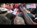 Holly Marie Combs Greets fans at The Odd Life Of Timothy Green After Party in Hollywood