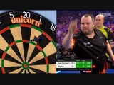 2019 World Darts Championship Quarter Final van Gerwen vs Joyce