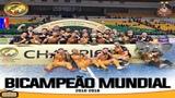 Melhores Momentos Magnus 2x0 Carlosa Barbosa - FINAL Copa Intercontinental de Futsal 2018