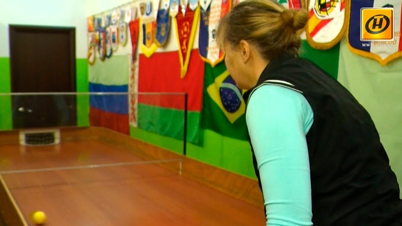 Незрячий спортсмен из Беларуси участвует в мировом турнире