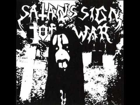 SATAN'S SIGN OF WAR (GER.) SATANS SIGN OF WAR FULL MCD 2005