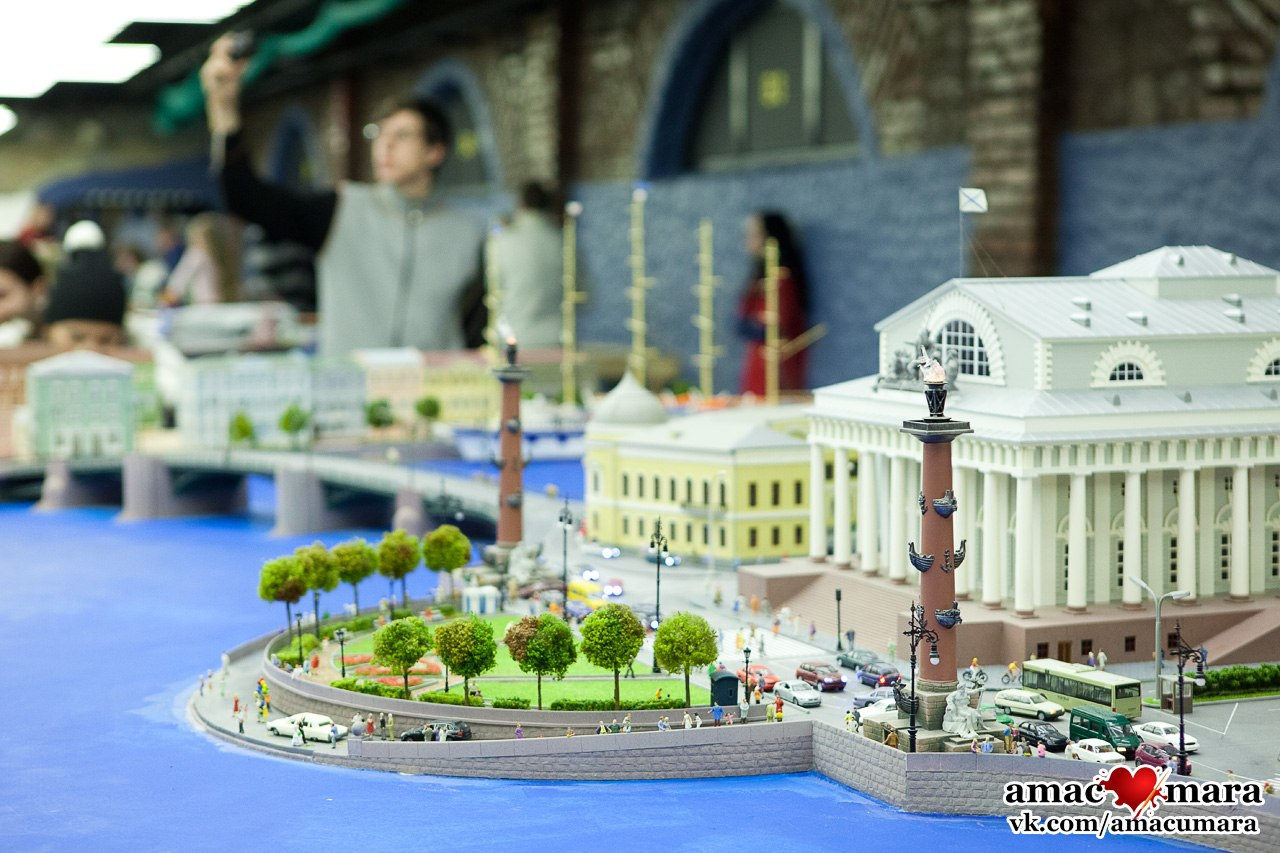 Гранд-макет Россия