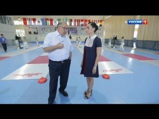 Действующие лица с Наилей Аскер-заде. Алишер Усманов (30.09.2018)