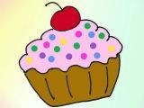 How to draw a Strawberry Cup Cake poliglotiki.ru