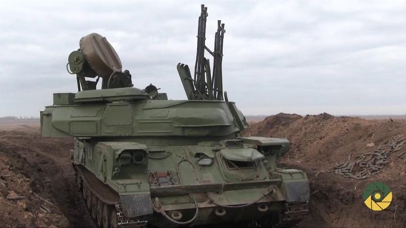 Підрозділи Об'єднаних сил продовжують нарощувати бойовий вишкіл