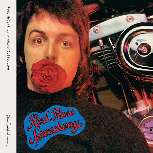 Paul McCartney альбом Red Rose Speedway (Archive Collection)