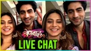 Jennifer Winget And Harshad Chopra REQUESTS Fans To Watch Bepanaah | Live Chat