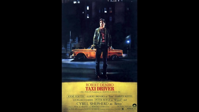 Taxi Driver Soundtrack 04 I Still Cant Sleep⁄They Cannot Touch Her (Betsys Theme)