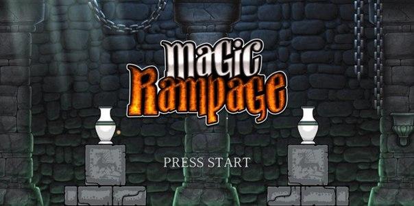 Скачать Magic Rampage для android