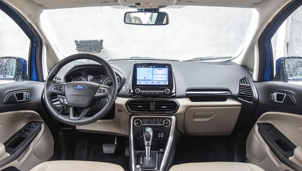 Кроссовер Ford Fiesta будет похож на купе.
