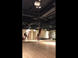 Flaer Smin - Alone In The Dark (poledance by Susanna Vesna)