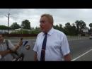 Олег Гроо рассказал о качестве дорог в Хабаровске, Хабаровский край сегодня, 18_01_2018 г