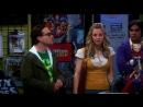 Теория Большого Взрыва В магазине комиксов