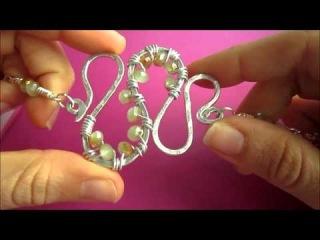 Maglie a maniche corte significano bracciali a volontà: video creazioni.