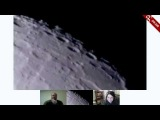 Livestreaming Telescope with Mike Phillips - January 5th, 2012
