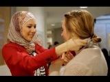 2014 Non-Muslims Wear Hijab the Muslim Headscarf