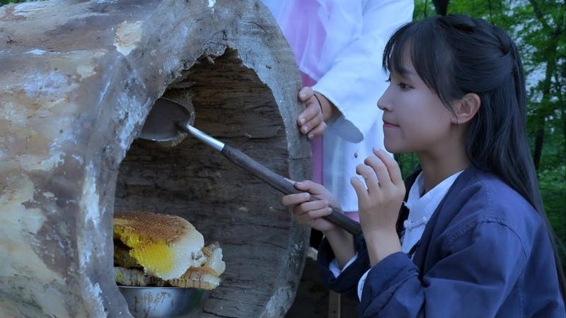 How to make a Chinese herbal honey? 长白山人参蜜:众参皆苦,而我是甜的