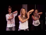 Mirror What Do You Mean (Justin Bieber) - Dance Tutorial