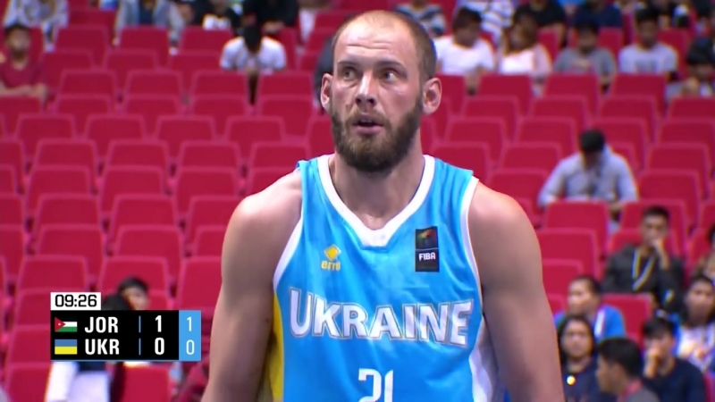 Украина - Иордания (баскетбол 3 на 3,ЧМ 2018) групповой раунд