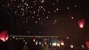 Запуск воздушных фонариков Волгоград