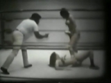 Vintage Girls Bikini Wrestling Silent 8 MM 4