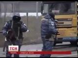 Чудовищная ложь на телевидении Украины про Крым