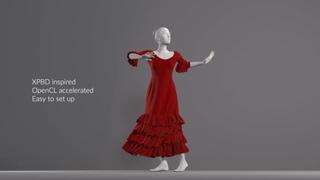 Vellum Cloth | Rob Stauffer | SIGGRAPH Asia 2018 (Tokyo)