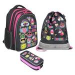 Рюкзак школьный MagTaller Stoody Stickers с наполнением