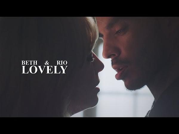 Beth Rio | he kissed me [2x09]