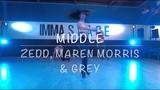 Jess Cummings - Middle Zedd, Maren Morris &amp Grey