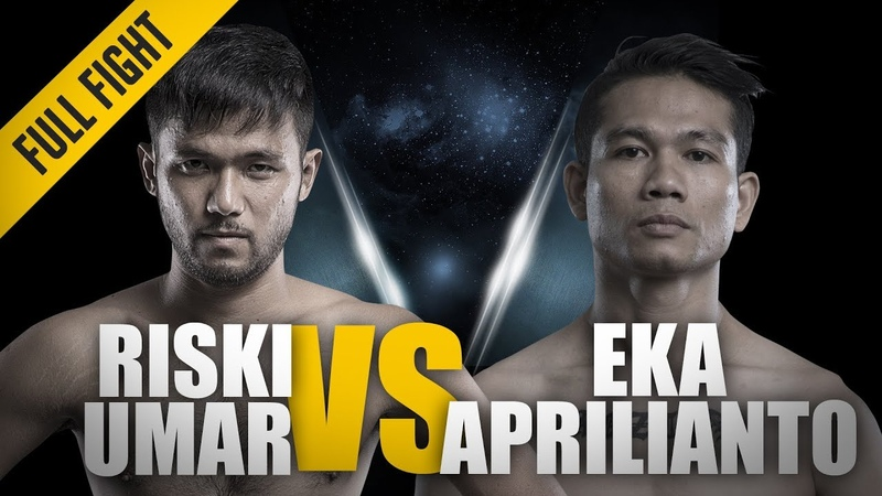 ONE: Riski Umar vs. Eka Aprilianto | January 2018 | FULL FIGHT