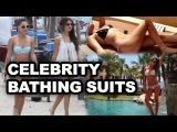 Celebrity Bikini Style - Nina Dobrev, Ashley Benson, Selena Gomez